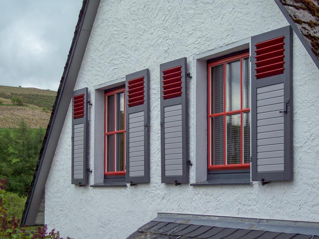 Fenster aus Holz