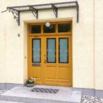 Haustür Holztür Tür aus Holz Haustüren Holz Eingangstür Holz Massive Holztüren Massivholztür Sprossen